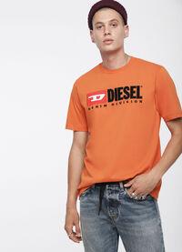 T-JUST-DIVISION, Orange