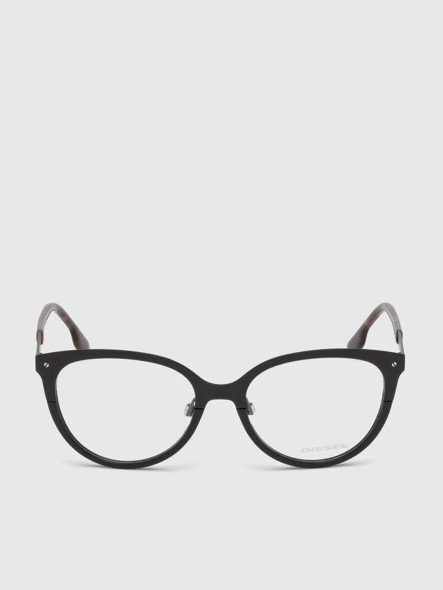 Diesel - DL5217, Black - Eyeglasses - Image 1