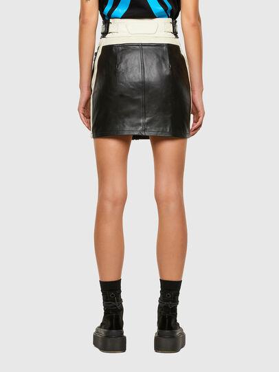 Diesel - ASTARS-SCINQUES-B, Black - Skirts - Image 2