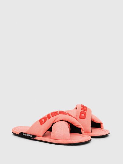 Diesel - SA-MERY X, Pink - Slippers - Image 2