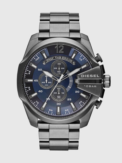 Diesel - DZ4329 MEGA CHIEF, Silver - Timeframes - Image 1