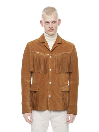 Diesel - LEOS,  - Leather jackets - Image 1