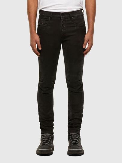 Diesel - D-Strukt JoggJeans® 009GH, Black/Dark grey - Jeans - Image 1
