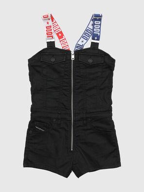 JSPICE JOGGJEANS, Black - Jumpsuits