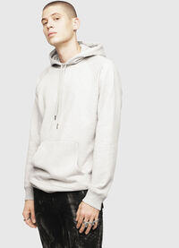 S-GIM-HOOD-A, Light Grey