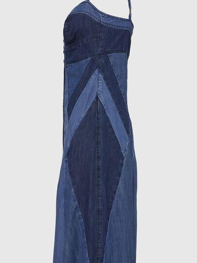 Diesel - DE-ARYNA, Light Blue - Dresses - Image 6