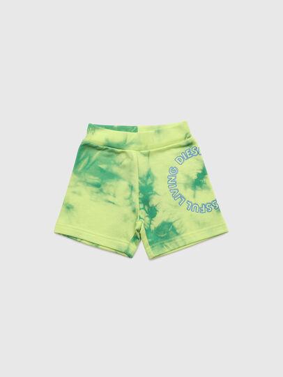 Diesel - PIMMOB, Green - Shorts - Image 1