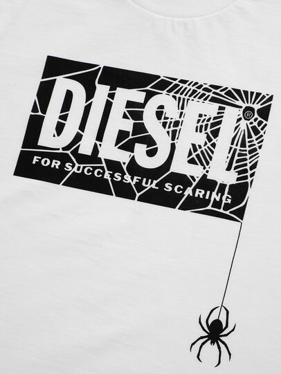 Diesel - TWEEN-TSE, White - T-shirts and Tops - Image 3