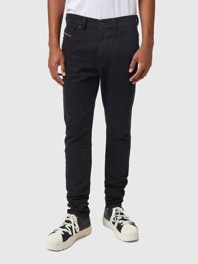Diesel - D-Amny JoggJeans® Z9A29, Black/Dark grey - Jeans - Image 1