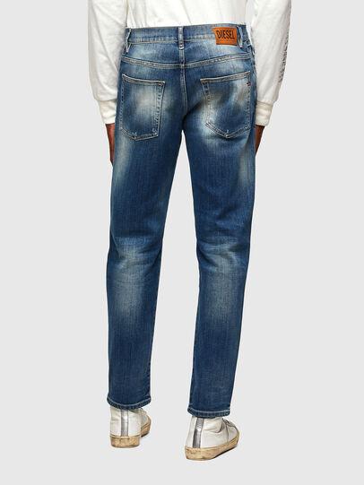 Diesel - D-Fining 009RS, Dark Blue - Jeans - Image 2