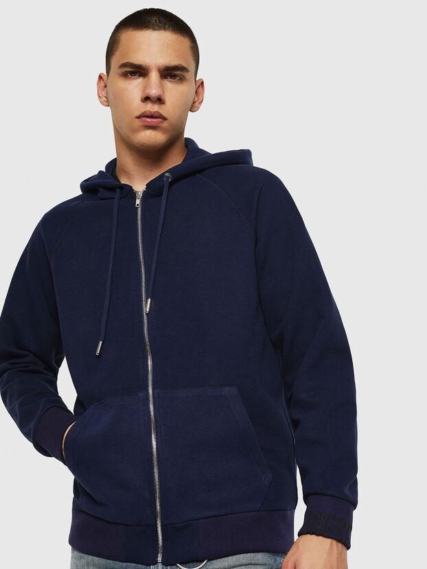 S-ERGEY, Blue - Sweaters