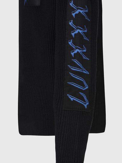 Diesel - K-SIMON, Black - Knitwear - Image 6