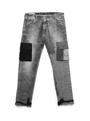 D-ARGO-JOGG, Black/Dark grey - Pants