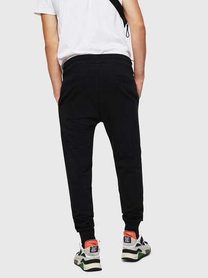 Diesel - P-TARY-LOGO, Black - Pants - Image 2