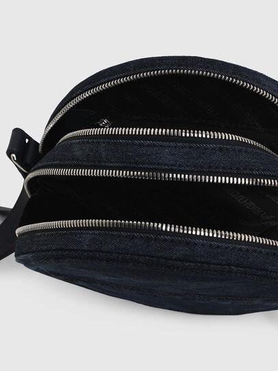 Diesel - OPHITE, Dark Blue - Crossbody Bags - Image 4
