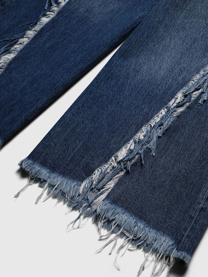 Diesel - D-IZZIER-F-J, Medium blue - Jeans - Image 4