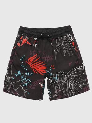 PNOTERY, Black - Shorts