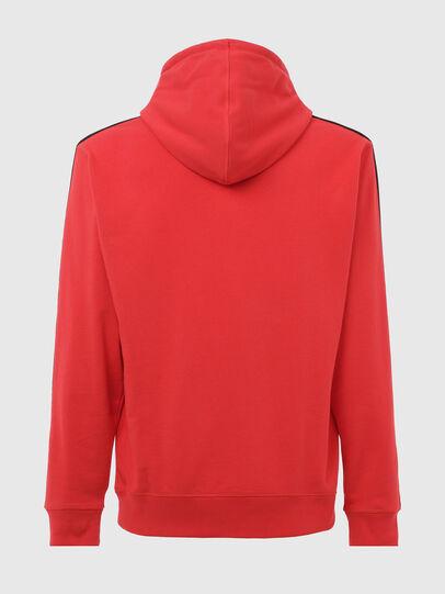 Diesel - UMLT-BRANDON, Red - Sweaters - Image 2