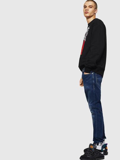 Diesel - Thommer 0870F, Medium blue - Jeans - Image 5