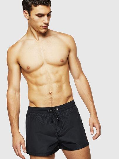 Diesel - BMBX-SANDY 2.017, Black - Swim shorts - Image 1