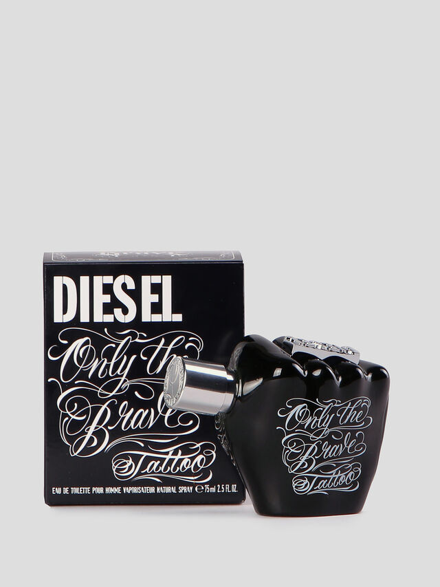 Diesel - ONLY THE BRAVE TATTOO 75ML, Generic - Only The Brave - Image 1