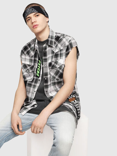 Diesel - S-EAST-LESS,  - Shirts - Image 1