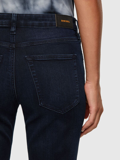 Diesel - Babhila 009CS, Dark Blue - Jeans - Image 4