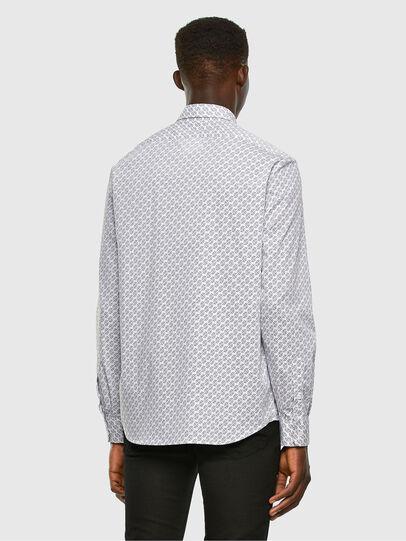 Diesel - S-RILEY-KA, White - Shirts - Image 5