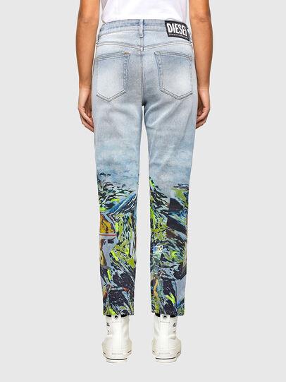 Diesel - D-Joy 009IZ, Light Blue - Jeans - Image 2