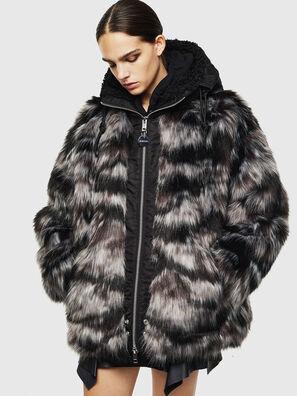 L-ALYA,  - Leather jackets