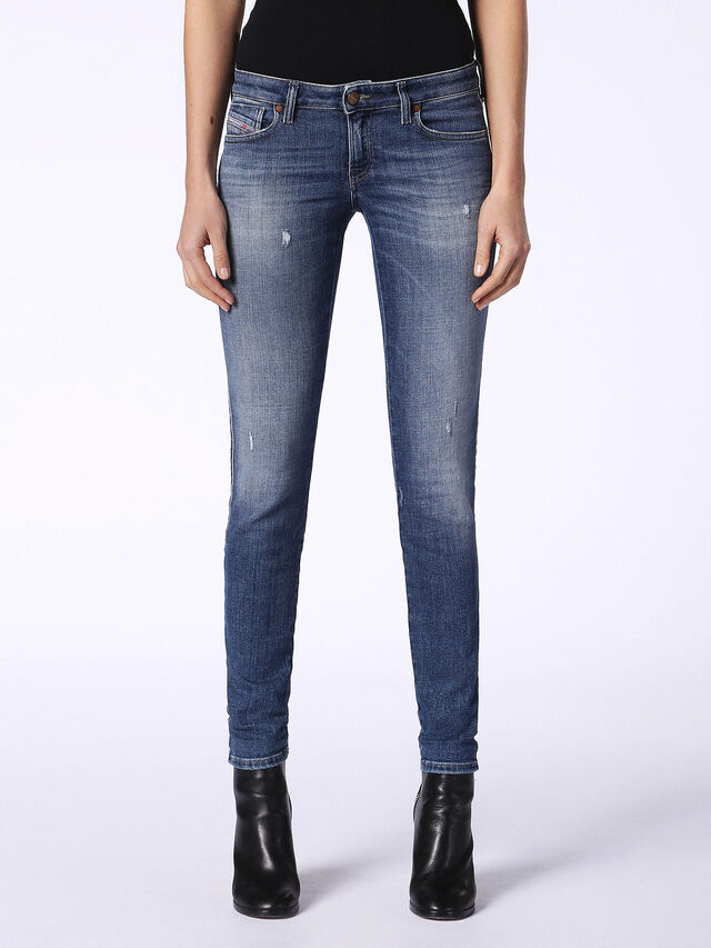 GRACEY 084QJ, Blue Jeans