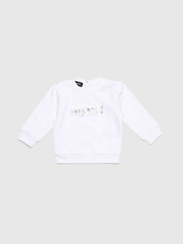SRALLYB, White - Sweaters