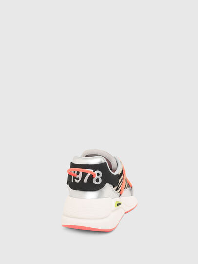 Diesel - S-SERENDIPITY LC EVO, White/Pink - Sneakers - Image 5