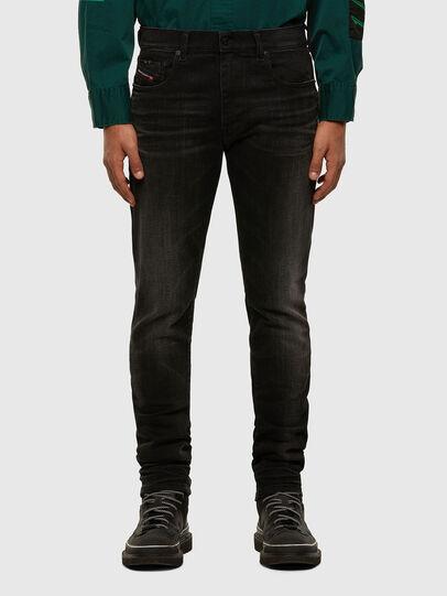 Diesel - D-Strukt 0098B, Black/Dark grey - Jeans - Image 1