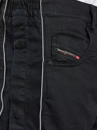 Diesel - Krooley JoggJeans 0KAYO, Black/Dark grey - Jeans - Image 3