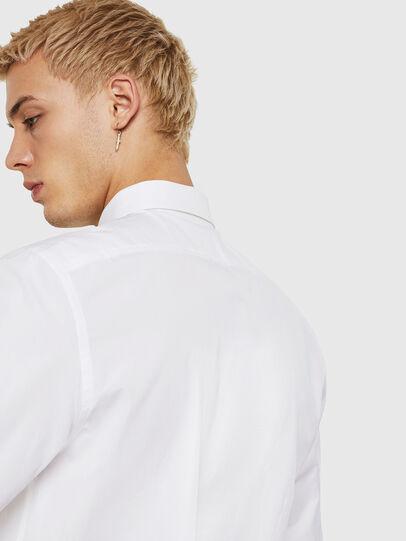 Diesel - S-BILL, White - Shirts - Image 4