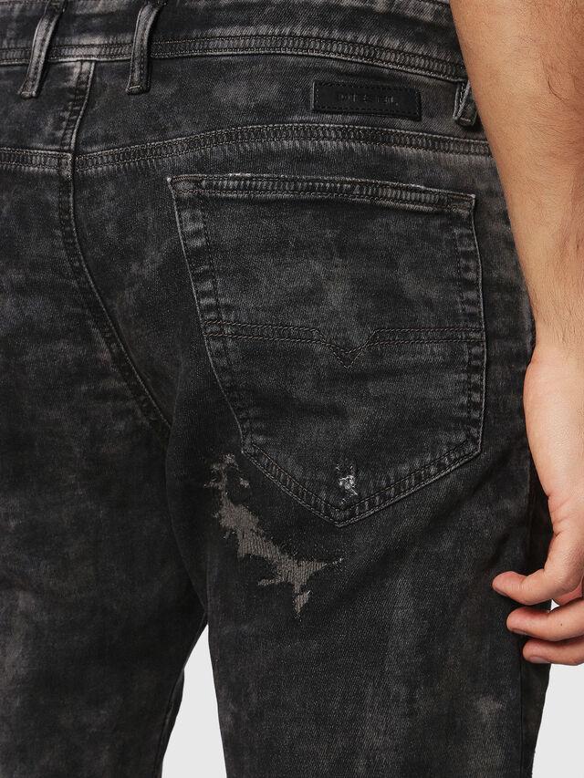NARROT CB JOGGJEANS 0688M, Black Jeans