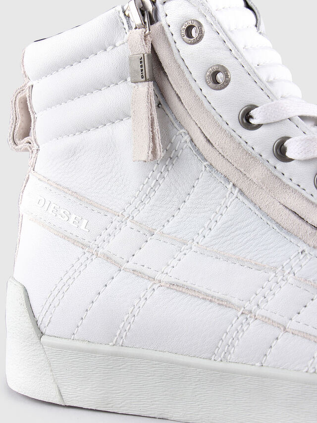 Diesel - D-STRING PLUS, White - Sneakers - Image 5