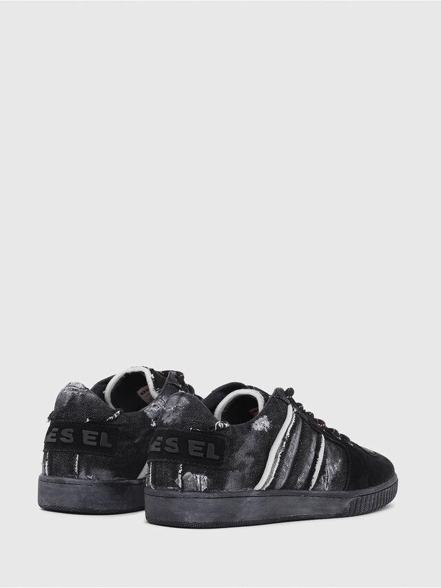 Diesel - S-MILLENIUM LC, Black - Sneakers - Image 3