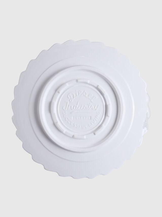 Living 10992 MACHINE COLLEC, White - Plates - Image 2