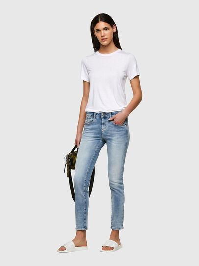 Diesel - D-Ollies JoggJeans® 069UX, Light Blue - Jeans - Image 5