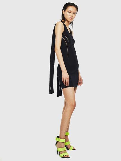 Diesel - M-GIOIA, Black - Dresses - Image 4