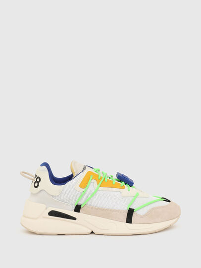 Diesel - S-SERENDIPITY LACE, White/Pink - Sneakers - Image 1