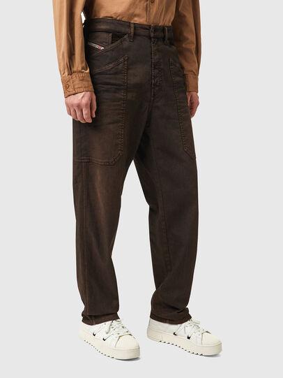 Diesel - D-Franky 09B38, Brown - Jeans - Image 3