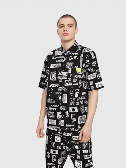 Diesel - S-FRY,  - Shirts - Image 1