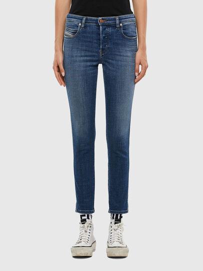 Diesel - Babhila 009JK, Medium blue - Jeans - Image 1