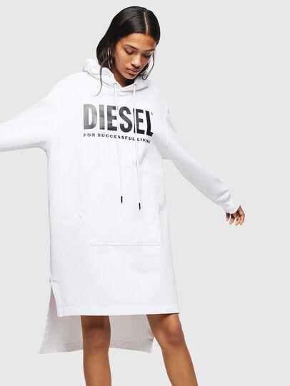 Diesel - D-ILSE-T, White - Dresses - Image 7