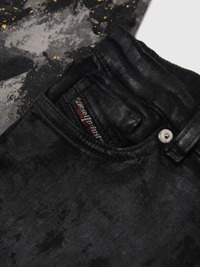 Diesel - SKINZEE-LOW-J JOGGJEANS-N, Black/Dark grey - Jeans - Image 3