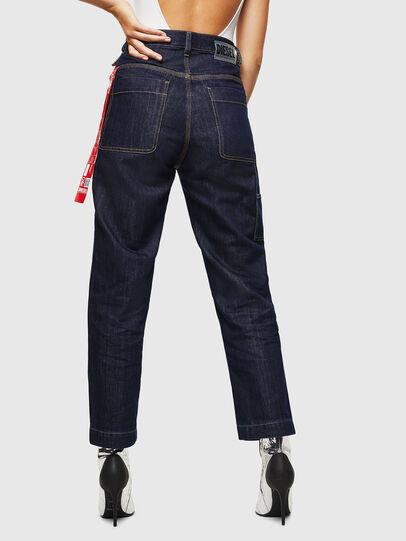 Diesel - CC-D-FRANK, Dark Blue - Pants - Image 5