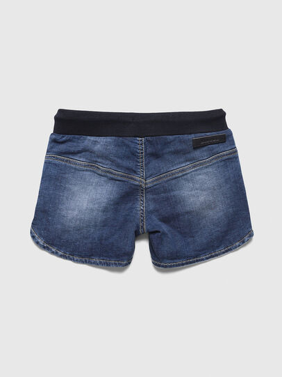 Diesel - PRONNY JOGGJEANS, Medium blue - Shorts - Image 2